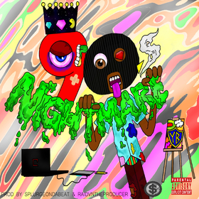 90s Nightmare SwaggDaddy MacSpiff front cover
