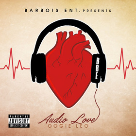 Audio Love Oogie Leo front cover