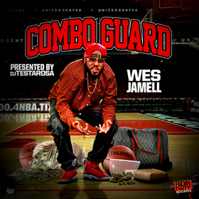 Combo Guard Wes Jamell front cover