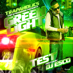 Green Light Test front cover