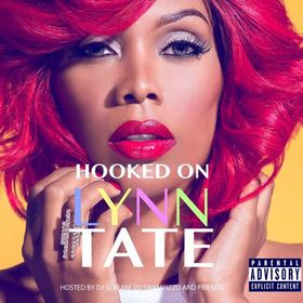 Hooked On Lynn Tate Lynn Tate front cover