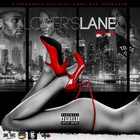 Lovers Lane 14 DJ Boss Chic front cover