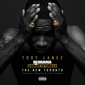 The New Toronto Tory Lanez front cover