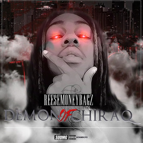 Demon Of Chiraq ReeseMoneyBagz front cover