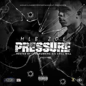 Pressure The Mixtape CHILL iGRIND WILL front cover