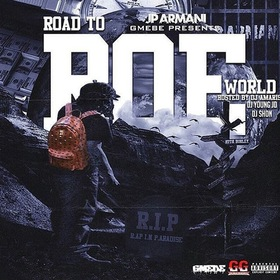 Road To RoeWorld JP Armani front cover