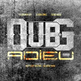 Adieu DubG228 front cover