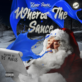 Where's The Sauce DJ MarcB front cover