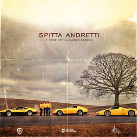 3 Piece Set - A Closed Session Curren$y front cover