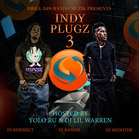Indy Plugz 3 DJ Konnect  front cover