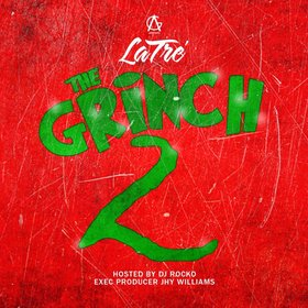 The Grinch 2 LaTre' front cover