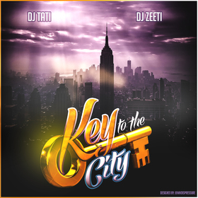 Key To The City DJ Tati front cover