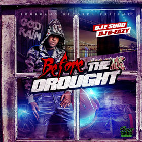 Before The Drought God Kain front cover