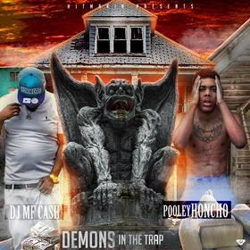 Demons In The Trap Pooley Honcho front cover