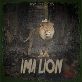 Beasley Brothas - Ima Lion DJ ASAP front cover