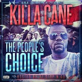 The People's Choice Killa Cane MMM front cover
