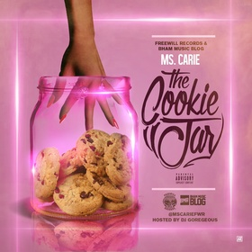 The Cookie Jar Ms. Carie front cover