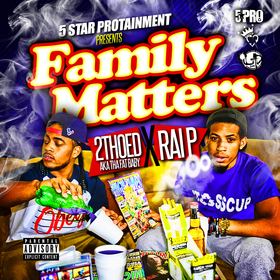 Family Matters 2thoed  front cover