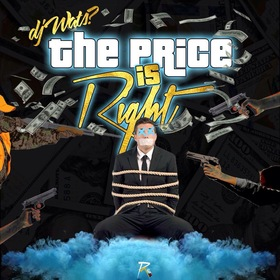The Price Is Right DJ Wats front cover