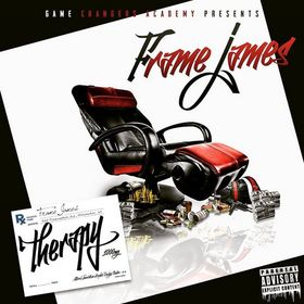 Therapy Official Frame James  front cover