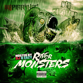 River Monsters 448 Piranhas front cover