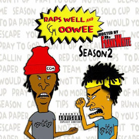 Raps Well & Oowee - Season 2 Raps Well front cover