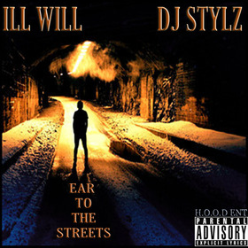Ear In The Streets iLL WiLL front cover