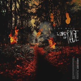 Lord Of Rage OG Maco front cover
