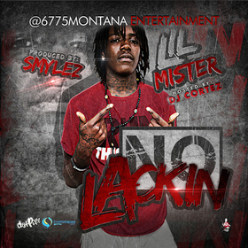 No Lackin' Lil Mister front cover