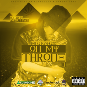 On My Throne 2 Bobby Bandana front cover
