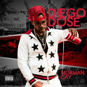 Normans Cay Diego Dose front cover