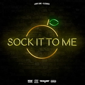 Sock It To Me Larry June front cover