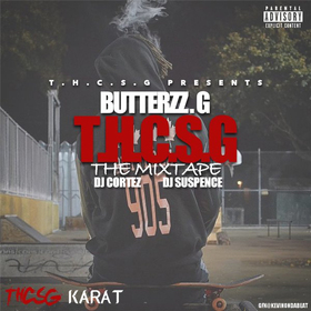 THCSG Butterzz.G front cover