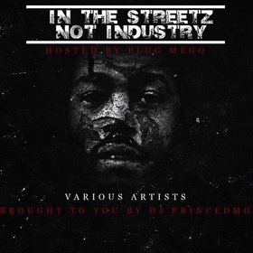 In The Streetz Not Industry Dj Prince DMG front cover