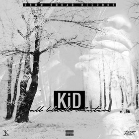 All Black Winter KiD front cover