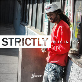 Strictly Business Skoop front cover