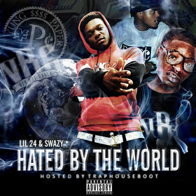 Hated By The World Lil 24 front cover