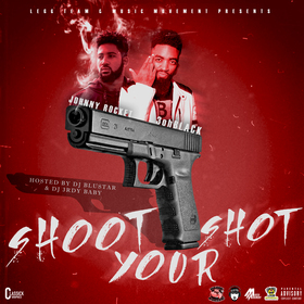 Shoot Your Shot Johnny Rocket front cover