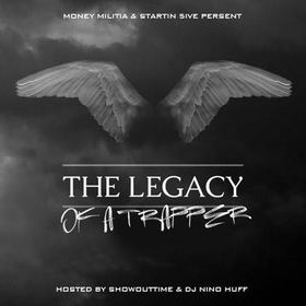 The Legacy of a Trapper DJ Nino Huff front cover