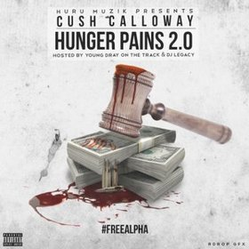 Hunger Pains 2.0 Cush CalloWay front cover