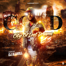 C3 - City Of Lost Dreams DJ ILL WILL front cover