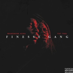Finesse Gang ManeMane front cover