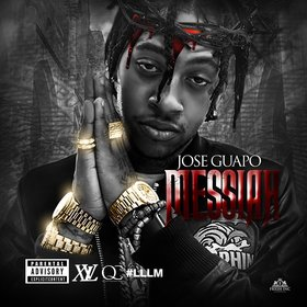 Messiah Jose Guapo front cover