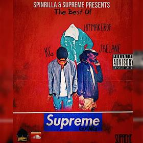 The Best Of Supreme Gxng Jae Lane front cover