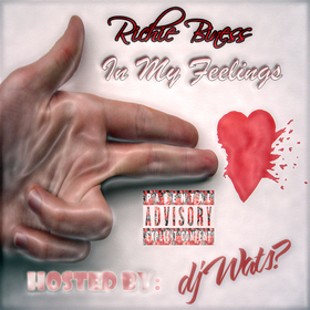 In My Feelings Richie Biness Official front cover