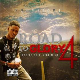 Road to Glory 4 Yung Stone #Texas front cover