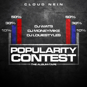 Popularity Contest Cloud Nein front cover