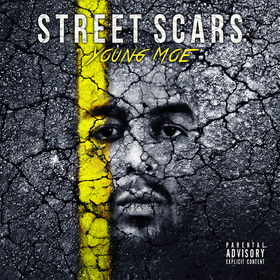 Street Scars Young Moe front cover