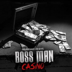 Boss Man Casino front cover