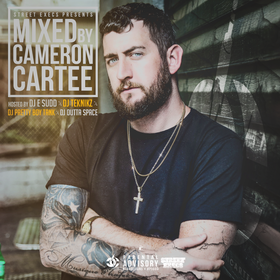 Mixed By Cameron Cartee DJ Anti front cover